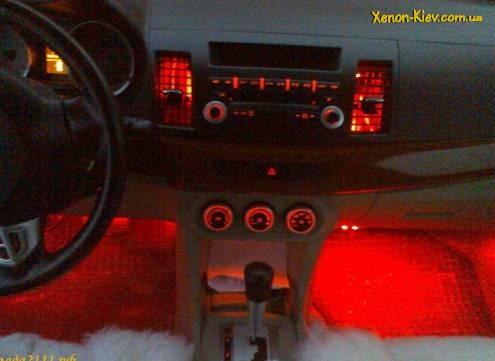 Подсветка панели приборов ваз 2110 - Журнал авто