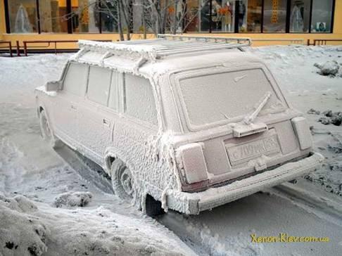 Как сделать чтобы автомобиль ездил по снегу