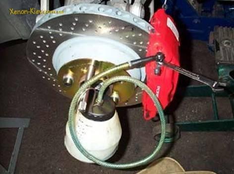 Вакуумный насос для прокачки тормозов своими руками