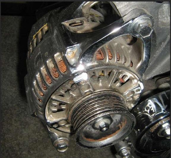 Повышенный шум генератора причины и его ремонт