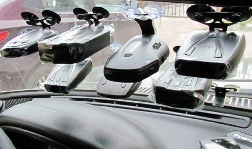 Какие бывают радардетекторы