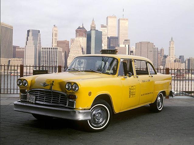 Выбирем машину для работы в такси
