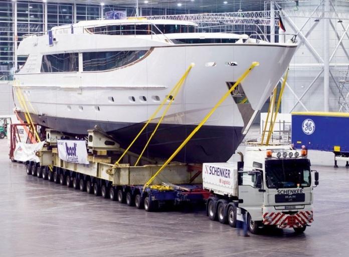 Транспортировка крупногабаритных грузов
