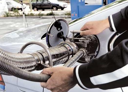 Бензин будет заменен водородом