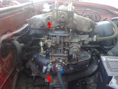 Устанавливаем вакуумный усилитель тормозов на ВАЗ 2101