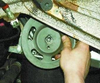 Как заменить рамень ГРМ ВАЗ 2108 2109