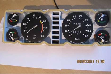 Как затюнинговать щиток приборов на ВАЗ 2107