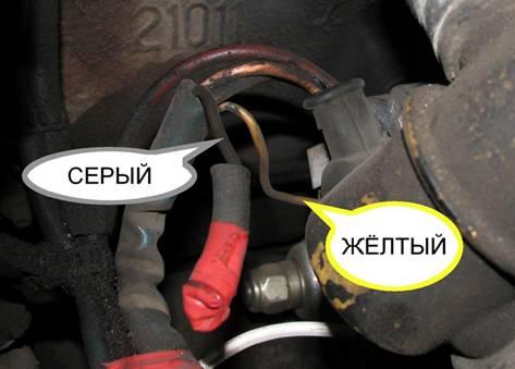 Как заменить генератор ВАЗ 2101 – 2106