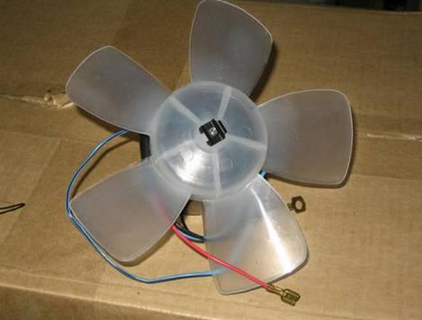 Шум отопителя ВАЗ 2101-2107