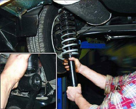 Делаем диагностику трансмиссии и ходовой ВАЗ 2101-2107 своими руками