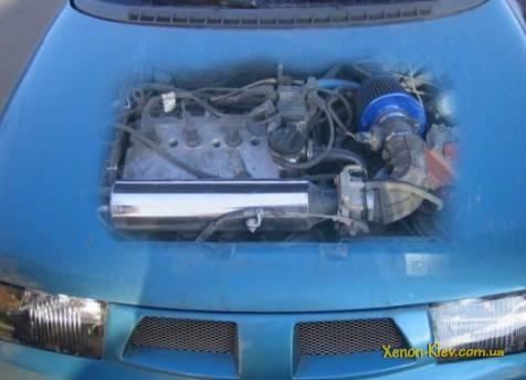 image060 - Установка ресивера на ваз 2112 16 клапанов