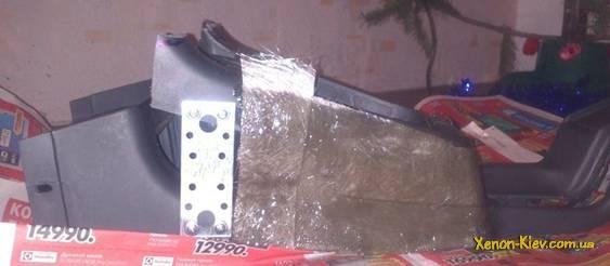 Как сделать тюнинг тоннеля ВАЗ 2110