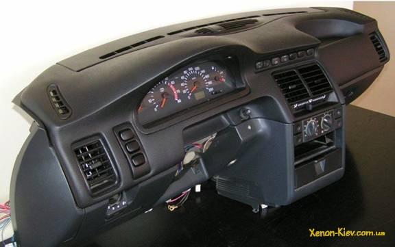 Тюнинг форд фокус 2 салон своими руками